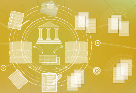 Централізоване зберігання процесуальних та інших документів в єдиній БД