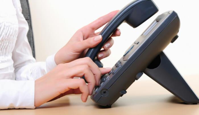 В связи с техническими проблемами со стороны телефонной компании